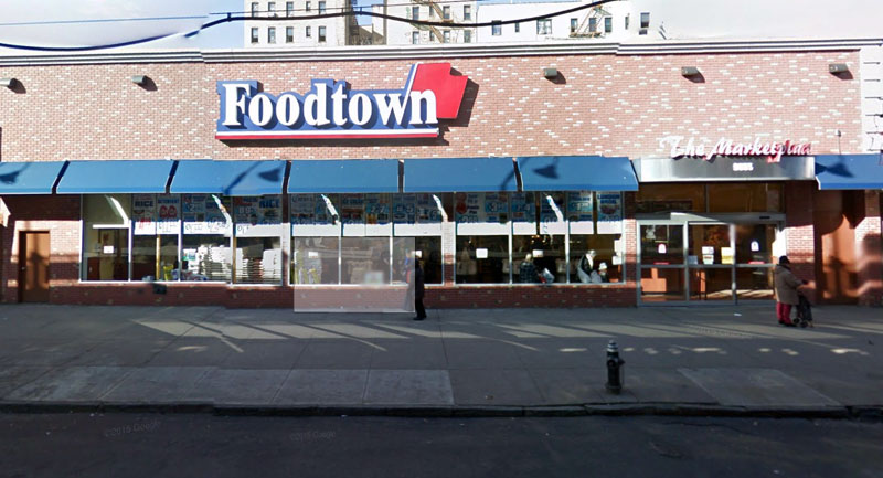 Foodtown Kingsbridge Riverdale
